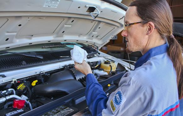 RV Automotive Technician