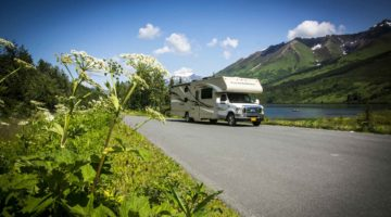 Great Alaskan Holidays RV Rentals Sales Service