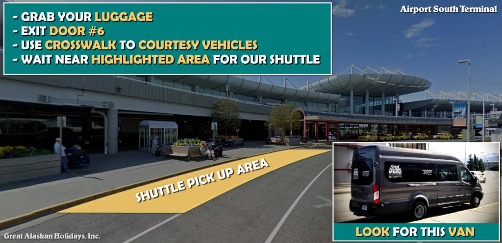 Shuttle Pickup