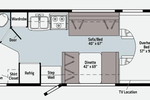 25B Floorplan